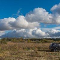 Осень в Козлаках. :: Виктор Евстратов