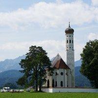 Лето в Альпах... :: Алёна Савина