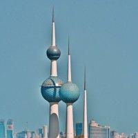 Кувейтские башни :: Андрей K.