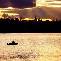 catchers sunset :: Евгений Балакин