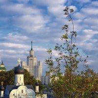 Город, осень :: Андрей Шаронов