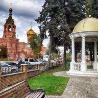 Осень в городе Раменское. :: Лара ***