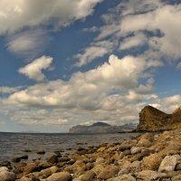 Камни и море. :: владимир