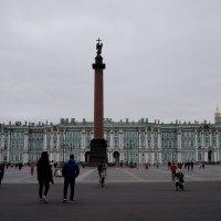 Здание Зимнего дворца :: Елена Павлова (Смолова)