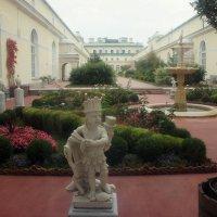 Висячий сад Малого Эрмитажа перед Павильонным залом :: Елена Павлова (Смолова)