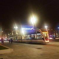 Московский трамвай :: Елена