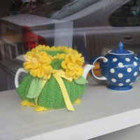 Чайник в джемпере! :: Natalia Harries