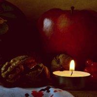 Осенний натюрморт :: Татьяна Евдокимова