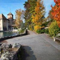 в старом замке поселилась осень :: Elena Wymann