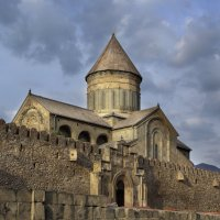 Храм Светицховели в Мцхете... :: Cергей Павлович