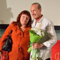 На кинофестивале ВЕЧЕ (этюд 12) :: Константин Жирнов