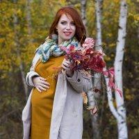 в ожидании.... :: Елена Лабанова