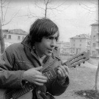 А у нас во дворе......1974 год. (осень) :: Игорь Смолин