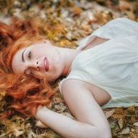 Девушка с волосами цвета солнца :: Елена Федорова