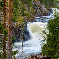 Водопад Кивач. :: Владимир Лазарев