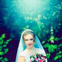 Самая жизнерадостная невеста) :: Надежда Орёл