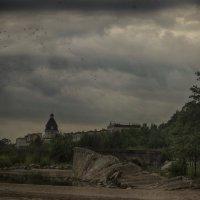 Мрачный пейзаж :: Iuliia Efremova