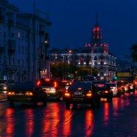Добрый вечер Комсомольск-на-Амуре. :: Виктор Иванович