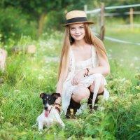 лето в деревне :: Lena Dorry
