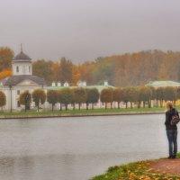 Лето ушло, но обещало вернуться .. :: Алексей Михалев