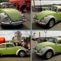 На выставке ретромобилей... Volkswagen... :: Нина Бутко