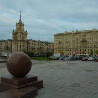 У Национальной библиотеки :: Валентина Папилова