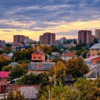 Осень из моего окна :: Александр Гапоненко