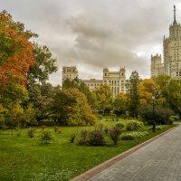 Устьинский сквер, Москва :: Алексей Строганов