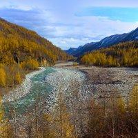 Река Чёрный Иркут :: Анатолий Иргл