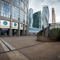 Современная Москва. :: Dmitry D