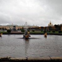 Петергоф. Верхний парк. :: Марина Харченкова