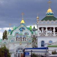 С  Праздником Покрова Пресвятой Богородицы!!! :: Валерий Самородов