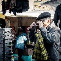 Старик и очки :: Aleksey Maron