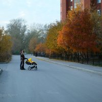 дорога в осень :: StudioRAK Ragozin Alexey