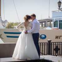 Ах, эта свадьба! :: Ksenia Shelkova