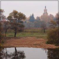 Церковь Спаса Нерукотворного Образа в Уборах :: Natalia Mihailova