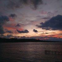 Субботний закат в Севастополе. :: Mihail Mihaylov