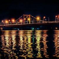 !!!Архангельск!!!. Ночной город. Люблю его всем сердцем!!! :: Ирина Кузина