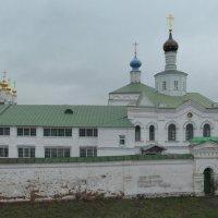 Иоанно-Богословский монастырь на территории рязанского кремля (панорама) :: Александр Буянов