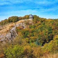 Эолова арфа. Осень :: Николай Николенко