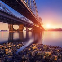Дарницкий мост :: Vladimir Tochanenko