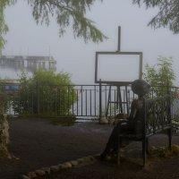 Туман... :: Moscow.Salnikov Сальников Сергей Георгиевич
