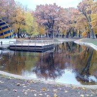 Озеро :: Александр Алексеев