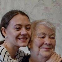 Любимая бабушка :: A. SMIRNOV