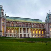Царицино, Большой дворец :: Вячеслав