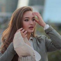 Восточная песня. :: Александр Бабаев
