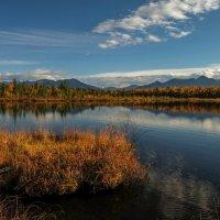 Тыклинское озеро рядом с Байкалом у деревни Ново-Снежная. :: Rafael