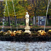 Стоял Октябрь на дворе... :: Марина Харченкова