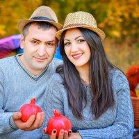 Рузанна и Эдгар! :: Ольга Егорова