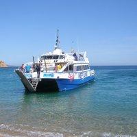 туристический кораблик Нептун :: Анна Воробьева